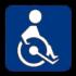 Инвалиды на кресле коляске
