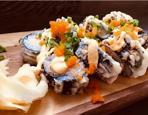 Открылся суши бара IKIGAI