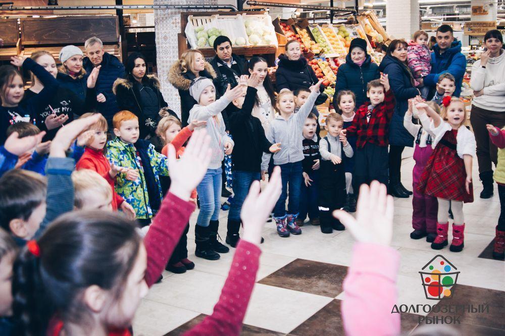 Новогодняя Ёлка в Долгоозерном 22 и 23 декабря