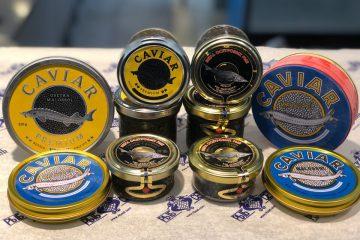 Рыбные деликатесы в СПб