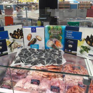 морепродукты в приморском районе