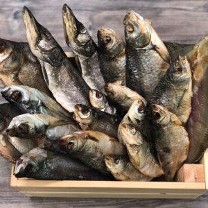 сушеная рыба тк долгоозерный