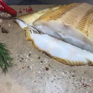 рыбный деликатес палтус