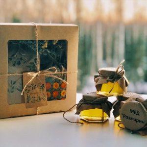 подарочный набор чая в тк долгоозерный