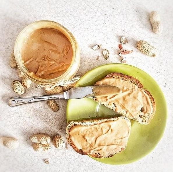 Попробуйте натуральную ореховую пасту