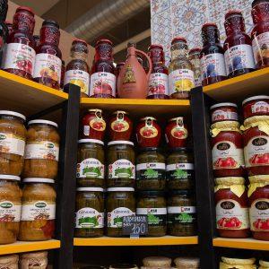 варенье из армении долгоозерный рынок