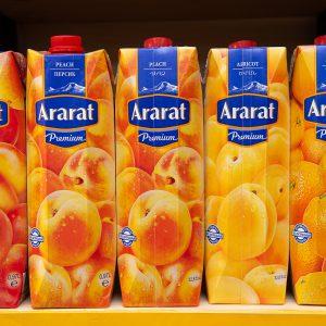 соки из армении в приморском районе