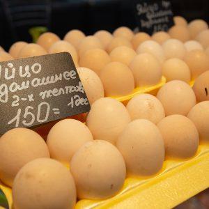 домашнее яйцо долгоозерный
