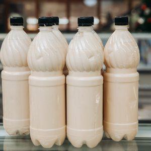 молочная продукция на Догоозерном рынке