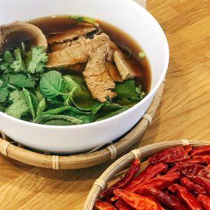 суп фо на долгоозерном рынке