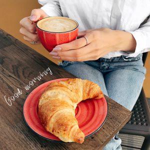 завтрак на долгоозерном рынке