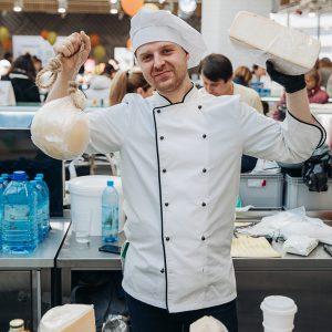 Сырный фестиваль в долгоозерном