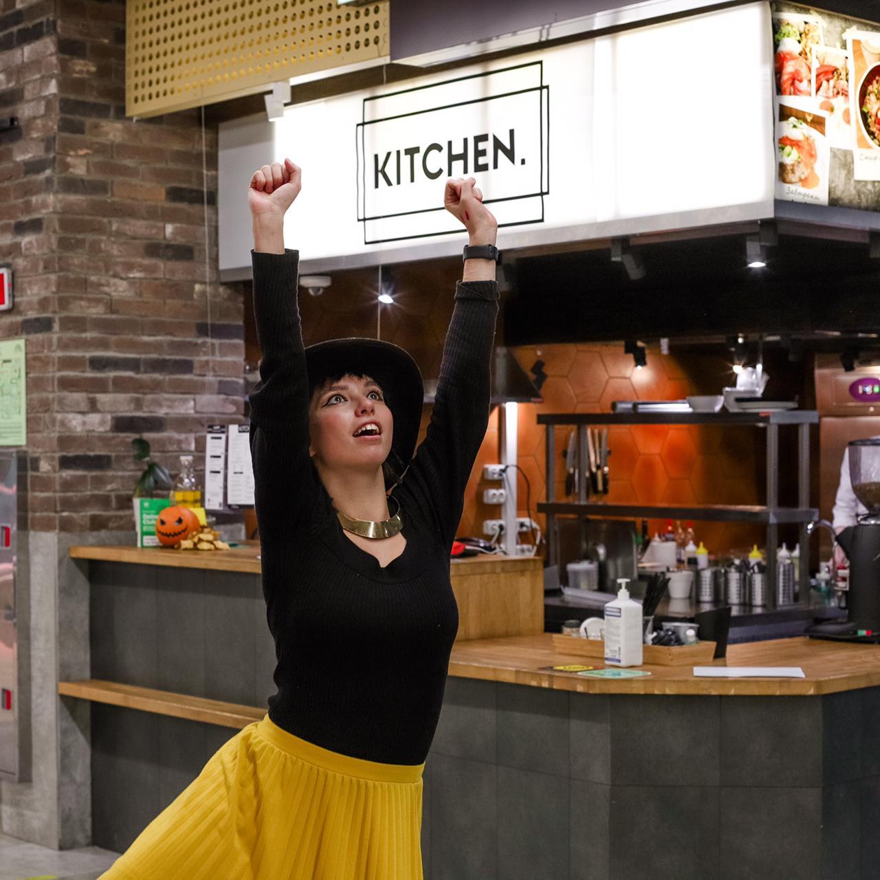 Ресторан Kitchen снова ждёт гостей!